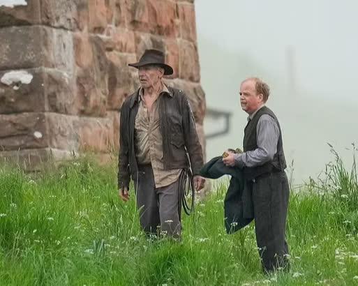 """Tuổi 78, tài tử Harrison Ford mạo hiểm với """"Indiana Jones 5"""" - Ảnh 2."""
