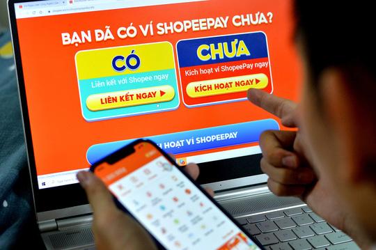 Ví điện tử ShopeePay tung nhiều ưu đãi hấp dẫn - Ảnh 1.