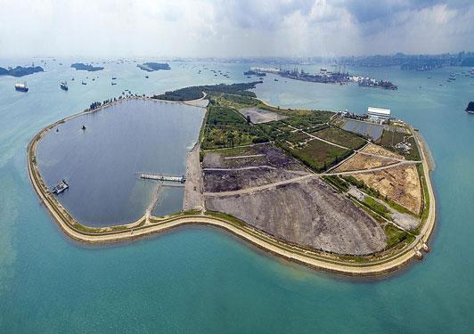 Tuyệt chiêu xử lý rác của Singapore - Ảnh 1.
