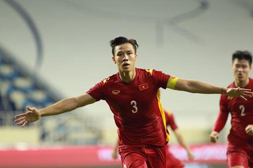 Hành trình tạo cột mốc lớn đầu tiên của bóng đá Việt Nam - Ảnh 1.