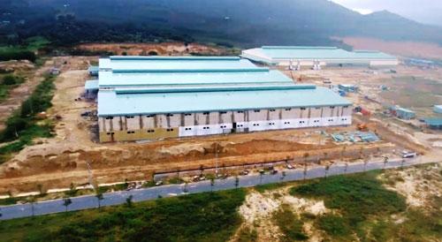 Khánh Hòa đẩy mạnh đầu tư cụm công nghiệp - Ảnh 1.