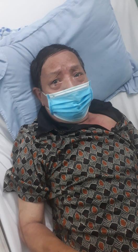 Nghệ sĩ Trường Quang cấp cứu vì tai biến - Ảnh 2.