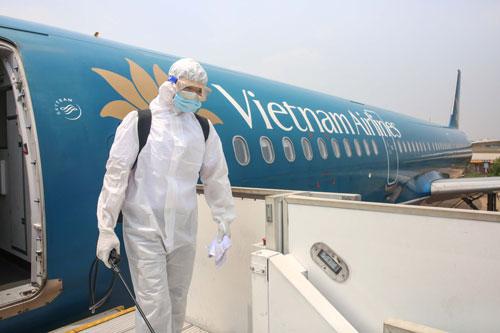 Vietnam Airlines đang bên bờ vực - Ảnh 1.