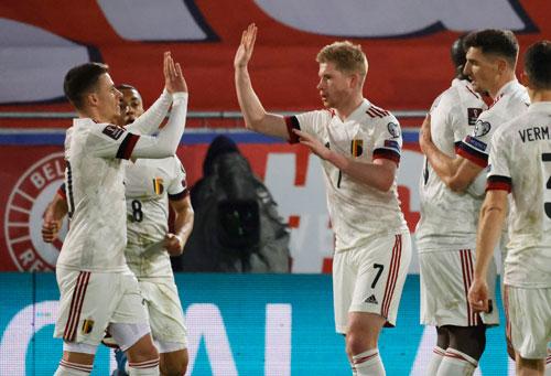 Nguy cơ mất De Bruyne, tuyển Bỉ âu lo Euro 2020 - Ảnh 1.