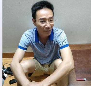 Bắt giang hồ cộm cán đất cảng Bảo Đông - Ảnh 1.