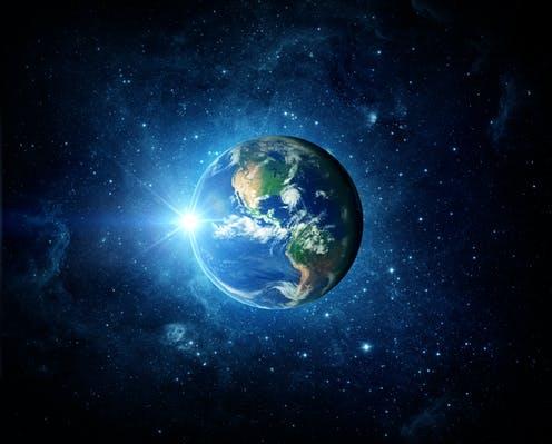 Sốc: Trái Đất đột ngột nghiêng 12 độ rồi quay thẳng lại - Ảnh 1.