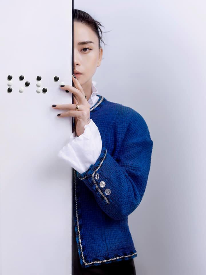 Diễm My 9X, Ngô Thanh Vân, Việt Trinh… tung loạt ảnh thời trang sang trọng - Ảnh 7.