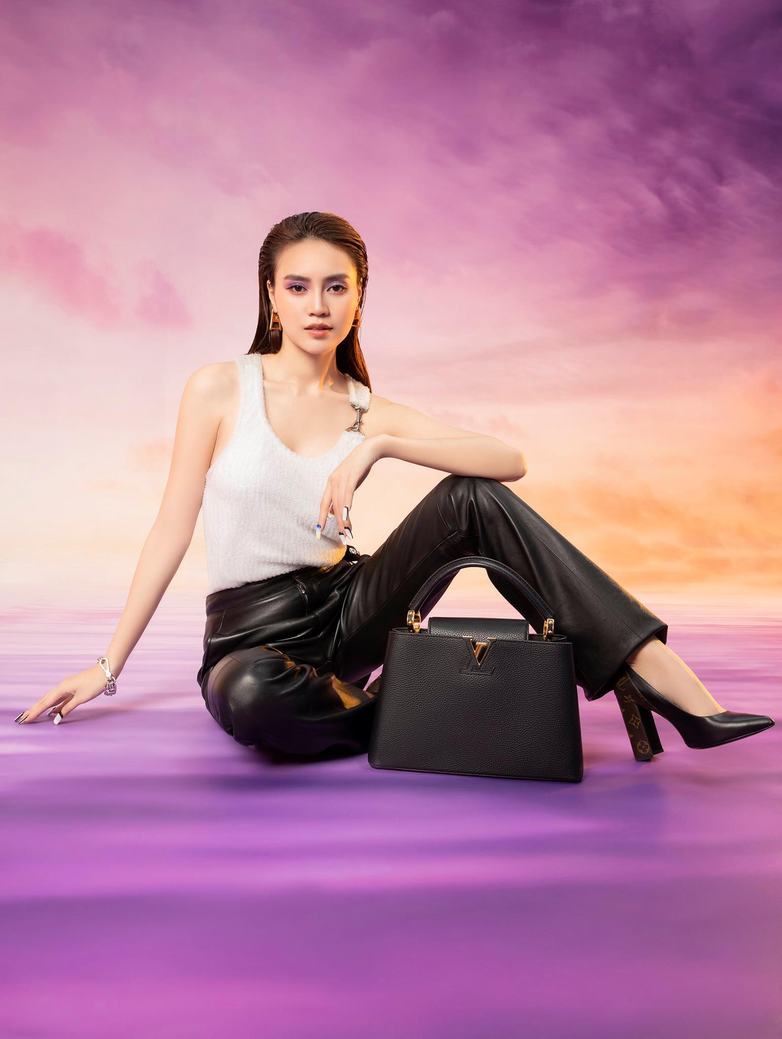 Diễm My 9X, Ngô Thanh Vân, Việt Trinh… tung loạt ảnh thời trang sang trọng - Ảnh 13.