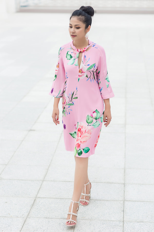 Diễm My 9X, Ngô Thanh Vân, Việt Trinh… tung loạt ảnh thời trang sang trọng - Ảnh 17.