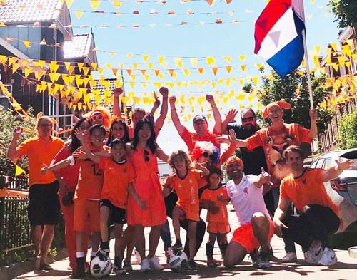 Hà Lan tăng nhiệt với Euro - Ảnh 1.