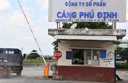 Công an TP HCM điều tra dấu hiệu sai phạm tại Công ty CP Cảng Phú Định - Ảnh 1.