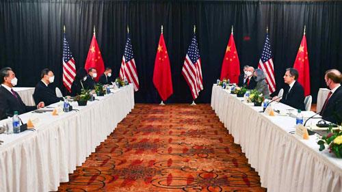 Quan hệ Mỹ - Trung Quốc bước vào giai đoạn mới - Ảnh 1.