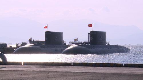Lính tàu ngầm và niềm tự hào canh biển - Ảnh 2.