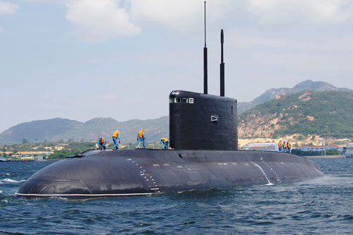 Lính tàu ngầm và niềm tự hào canh biển - Ảnh 1.