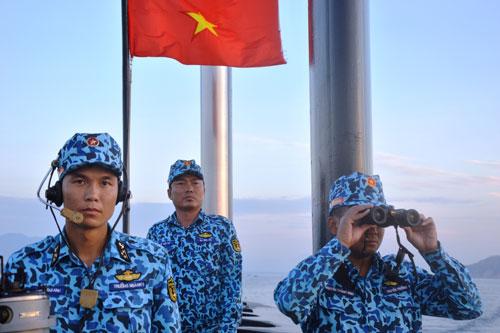 Lính tàu ngầm và niềm tự hào canh biển - Ảnh 3.