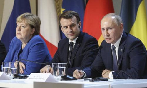 Liên minh châu Âu thảo luận chiến lược mới với Nga - Ảnh 1.