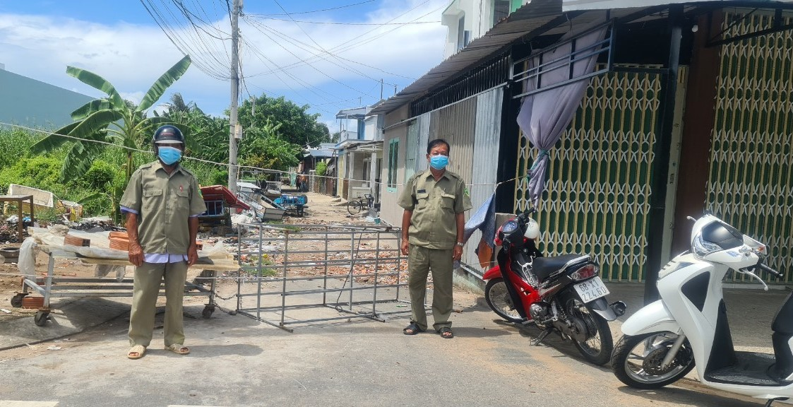 Dong Thap has 2 suspected cases of Covid-19, Kien Giang has blocked many places - Photo 2.
