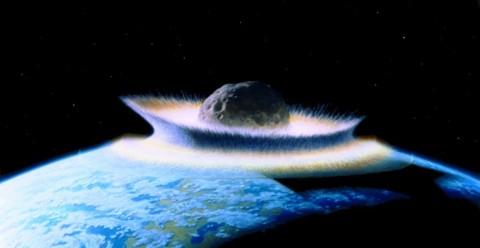 Dạng sống kỳ lạ trỗi dậy ở nơi tiểu hành tinh đâm vào Trái Đất - Ảnh 1.