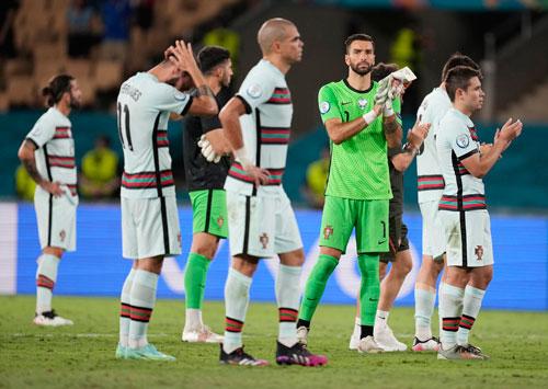 Bồ Đào Nha: Vận may không ngoảnh lại - Ảnh 1.