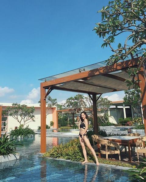 Trải nghiệm mùa hè mát lịm giữa thiên đường nước hơn 150 bể bơi tại FLC Sầm Sơn - Ảnh 6.