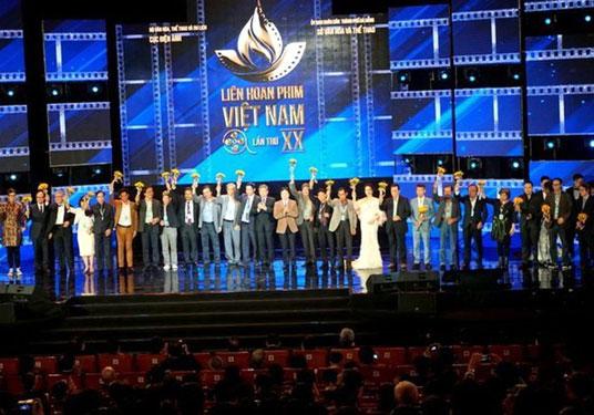 Liên hoan Phim Việt Nam 2021 sẽ được tổ chức tại Huế - Ảnh 1.