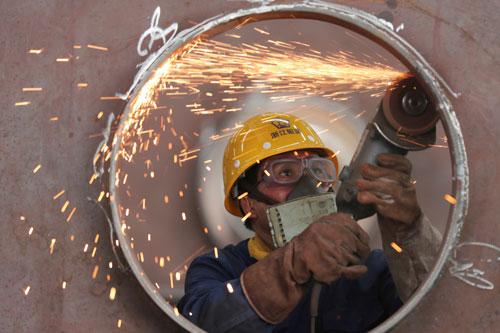 Khủng hoảng điện đe dọa kinh tế Trung Quốc - Ảnh 1.