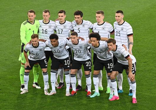 Euro 2020: Ám ảnh giấc mơ Đức - Ảnh 1.