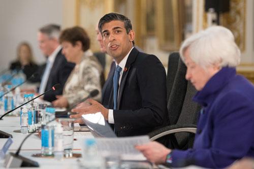 G7 và thỏa thuận thuế lịch sử - Ảnh 1.