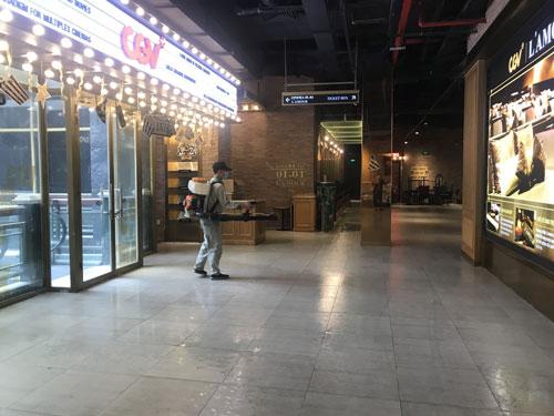 Chưa thể mở cửa lại rạp phim - Ảnh 1.