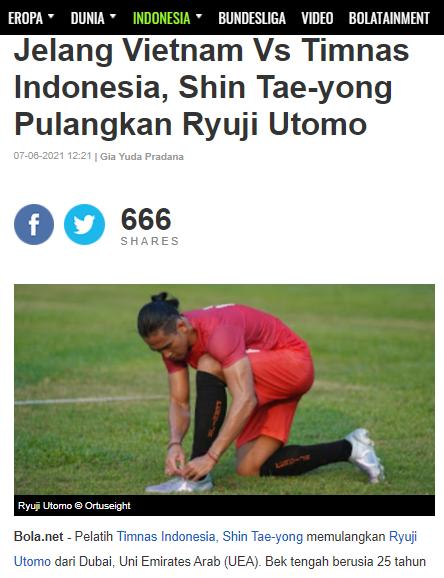 Báo Indonesia nói gì trước trận đội nhà chạm trán tuyển Việt Nam? - Ảnh 1.