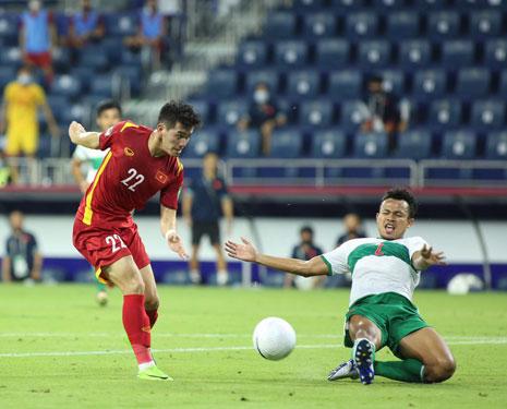 Tuyển Việt Nam rộng cửa vào vòng loại 3 nếu thắng Malaysia - Ảnh 1.