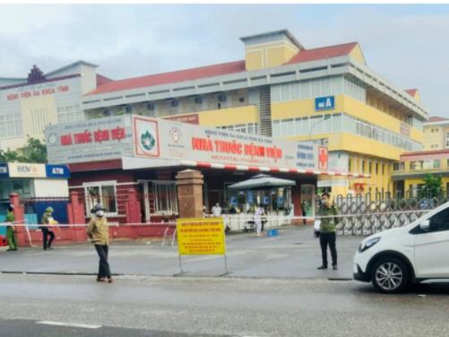 Bệnh nhân Covid-19 tại Hà Tĩnh đến Nghệ An trước khi phát hiện dương tính SARS-CoV-2 - Ảnh 1.