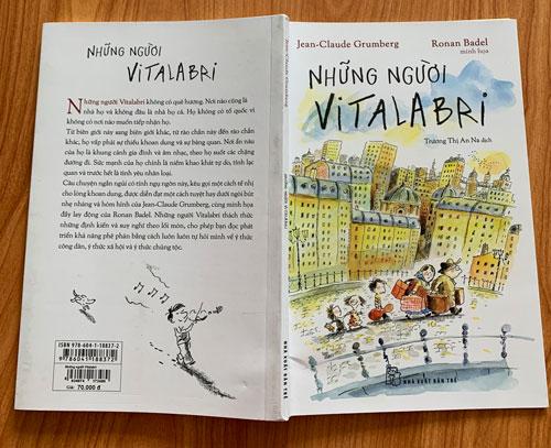 Những người Vitalabri: Lòng khoan dung, tin yêu cuộc sống - Ảnh 1.