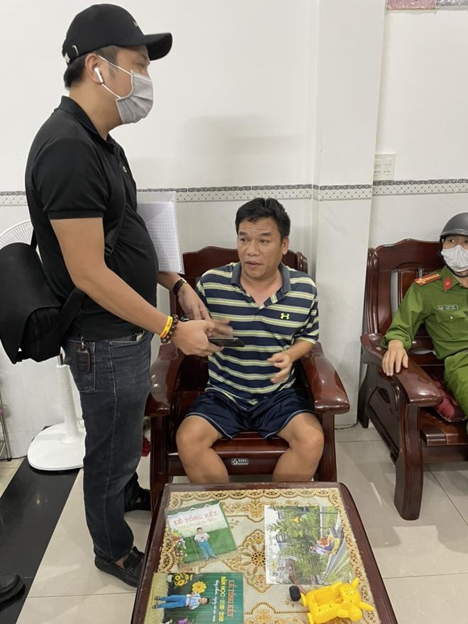 Gần 200 cảnh sát triệt phá đường dây cá độ bóng đá 400 tỉ đồng ở Bình Định - Ảnh 1.