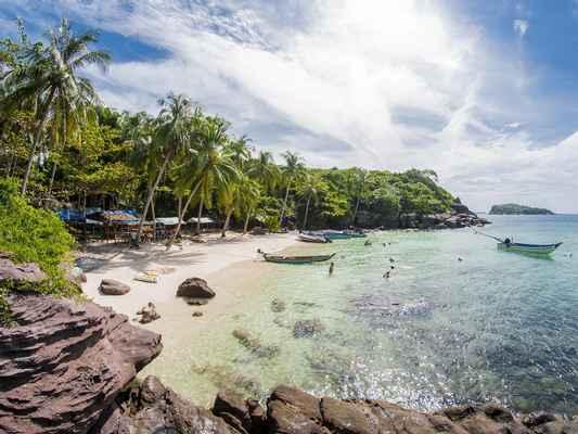 Thí điểm đón khách quốc tế đến Phú Quốc từ tháng 10-2021? - Ảnh 1.