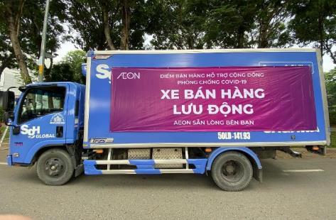 Aeon Việt Nam bảo đảm đủ hàng hóa - Ảnh 2.