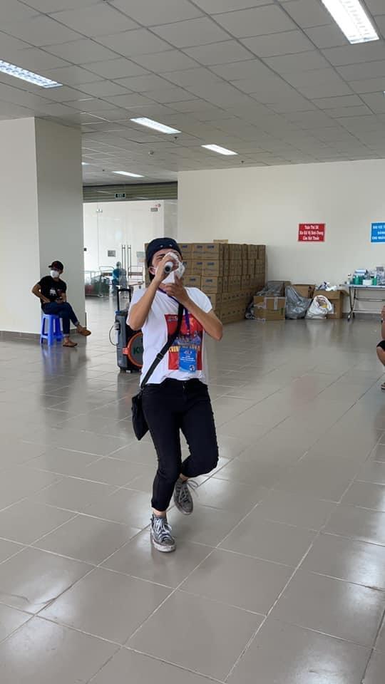 Hoa hậu Khánh Vân cùng nhiều nghệ sĩ tiếp tục hỗ trợ người dân chống dịch - Ảnh 9.