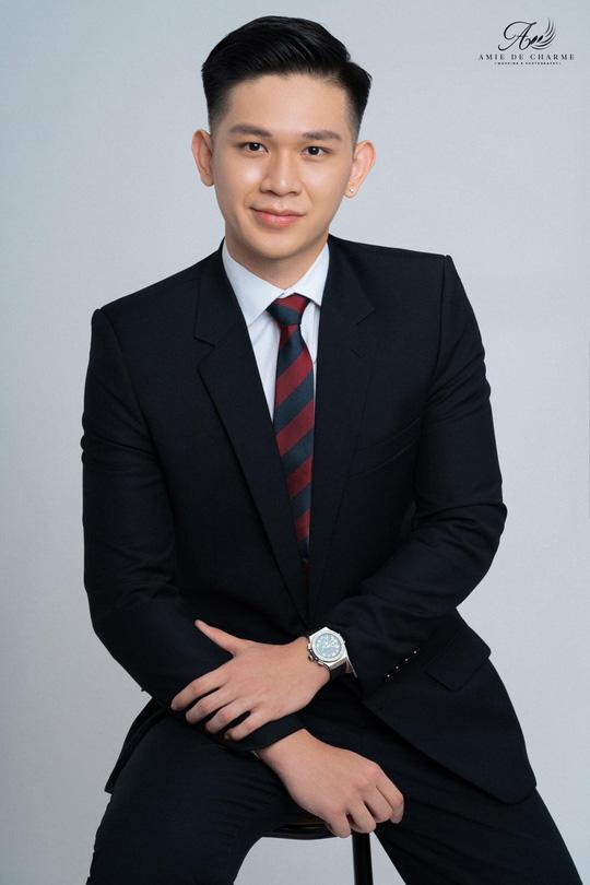 Suit đẹp dành cho doanh nhân tại TP HCM - Ảnh 1.