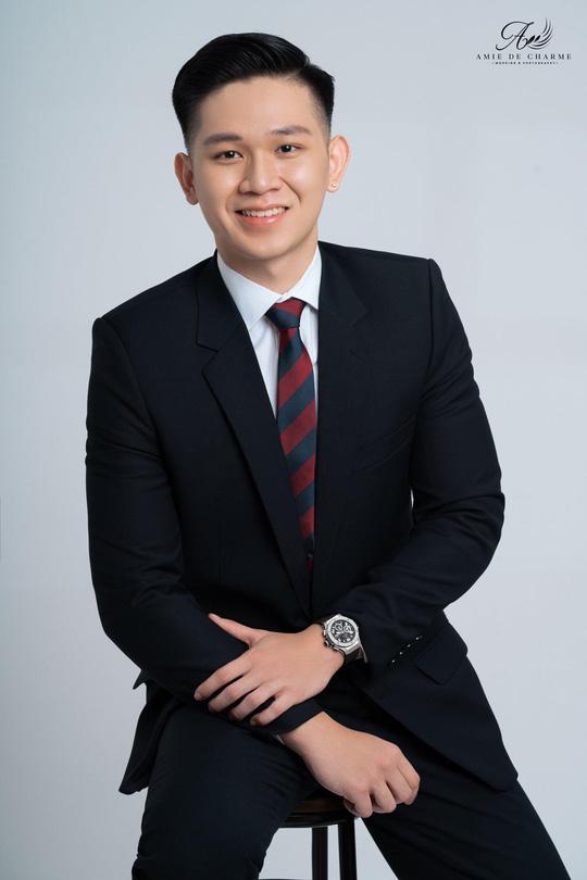 Suit đẹp dành cho doanh nhân tại TP HCM - Ảnh 2.