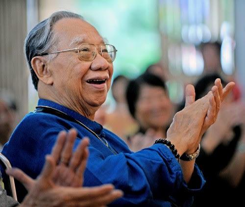 Hào hứng với cuộc thi Tìm hiểu về GS-TS Trần Văn Khê - Ảnh 1.