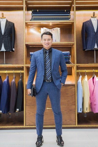 May suit cho CEO - Ảnh 1.