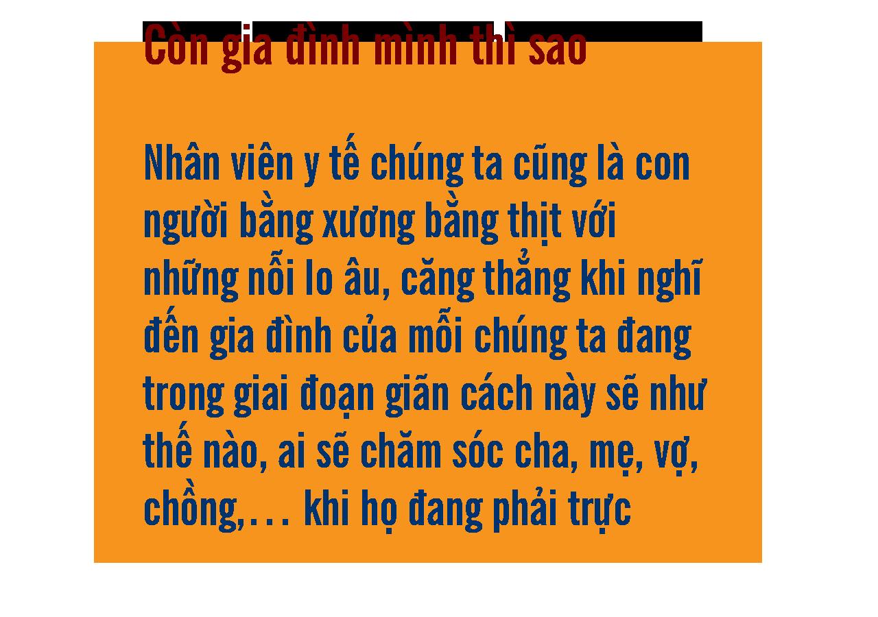[eMagazine] Tâm thư của Giám đốc Bệnh viện Nguyễn Tri Phương từ điểm nóng Covid-19 - Ảnh 9.