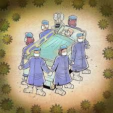 [eMagazine] Tâm thư của Giám đốc Bệnh viện Nguyễn Tri Phương từ điểm nóng Covid-19 - Ảnh 3.