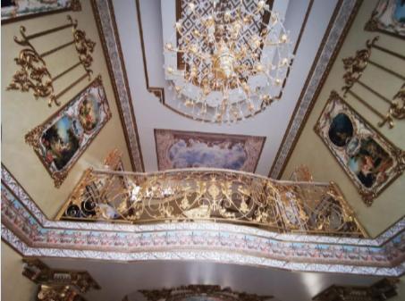 Nga bắt giữ cảnh sát giao thông sở hữu biệt thự như cung điện - Ảnh 6.