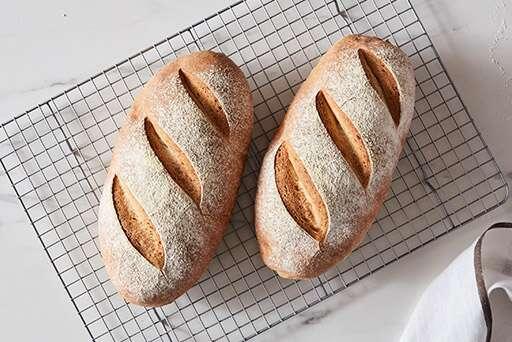 Hai công thức làm bánh mì với những nguyên liệu có sẵn trong bếp - Ảnh 7.