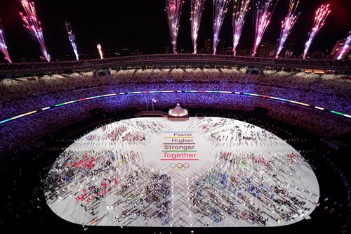 Khai mạc Olympic Tokyo: Cuộc chơi đắt đỏ, tình người ấm áp - Ảnh 3.