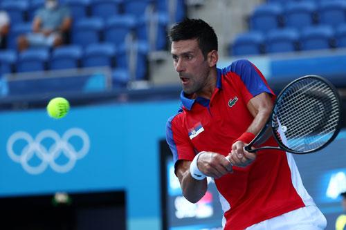 Djokovic khát khao HCV Olympic đầu tiên - Ảnh 1.
