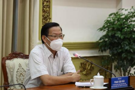 Phó Bí thư Thường trực Phan Văn Mãi: TP HCM sẽ giới hạn thời gian người dân được ra đường - Ảnh 1.