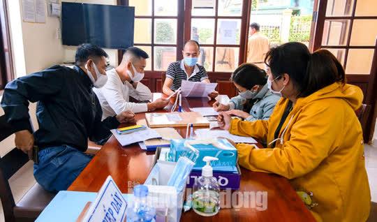 Lâm Đồng: Nhiều tài xế xe tải khai báo y tế gian dối, làm giả giấy xét nghiệm Covid-19 - Ảnh 3.