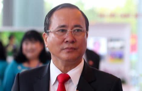 Bắt ông Trần Văn Nam, nguyên bí thư Bình Dương - Ảnh 1.